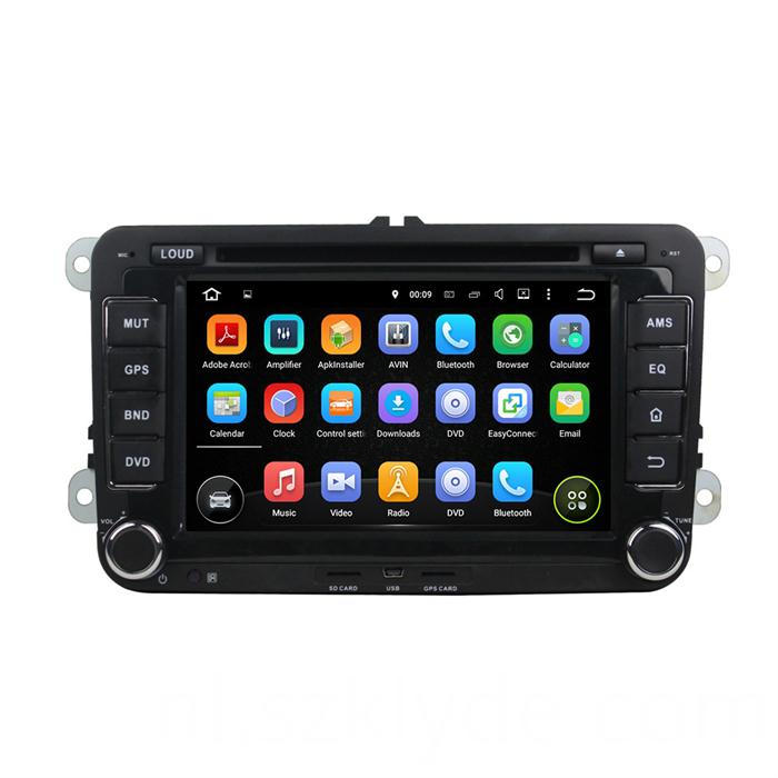CAR GPS PLAYER FOR CADDY 2006