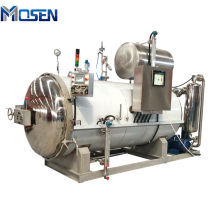 Auto Steaming Food Sterilizer retort Price