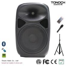 8 Zoll Kunststoff PA System Professional Lautsprecher für Modell PT08ub