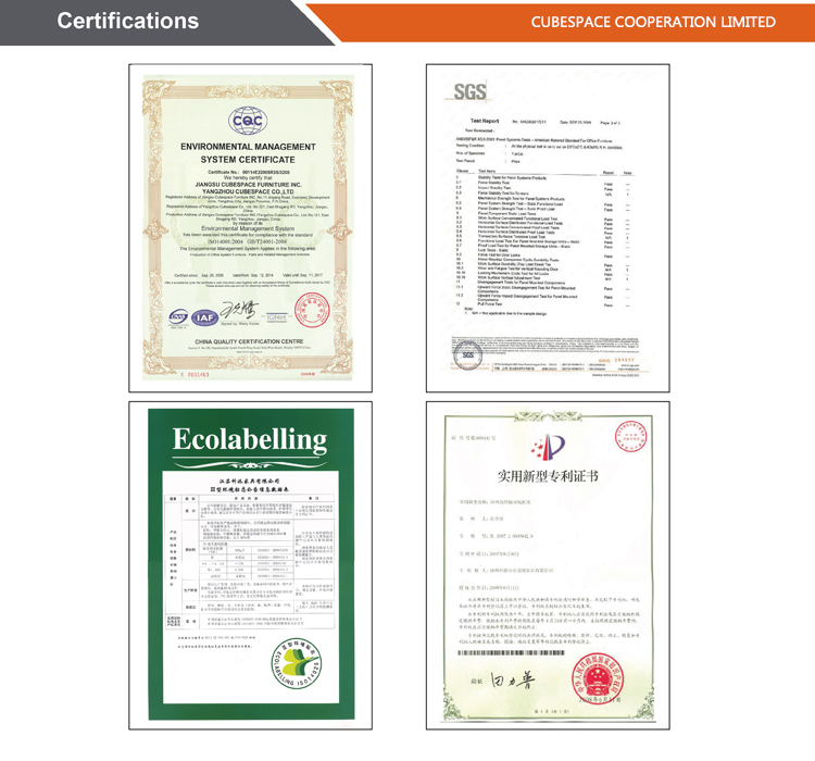 certifiations of
