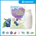 blueberry taste lactobacillus yogurt sauce