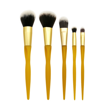 Makeup Brush Set Lafeel 5 pc