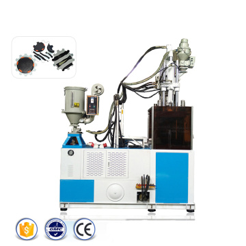 Single Station Vertical Injection Moulding Machine