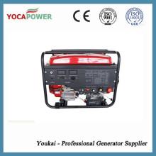 6kw Leistung beweglicher Benzingenerator