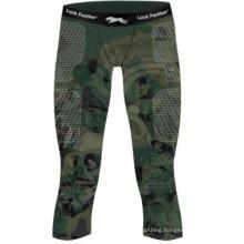 Custom Men′s Blank Compression Kick Boxing Shorts