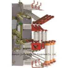 Fzrn16A-12D / T125-31.5-Hv Combinación de fusible interruptor de interrupción de carga con cuchillo de puesta a tierra