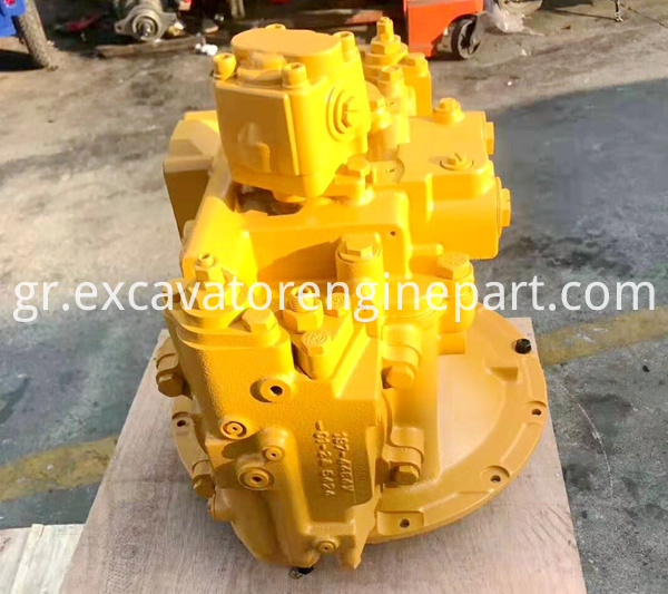 Caterpillar 312C Excavato Hydraulic Main Pump