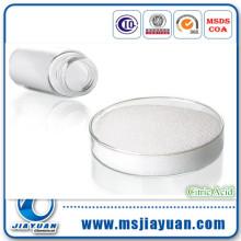 Agente aromatizante natural Ácido cítrico com alta pureza