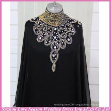 HE3006 Hot selling good handmade beautiful arab girl arab style dress muslim long dress in malaysia