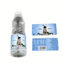 Heat Shrink Sleeve Label For Pure Water Bottles