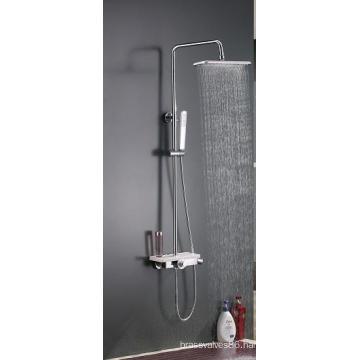 New Design Over-Head Shower Bathroom Mixer Faucet (ICD-A80081)