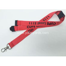 Trade Show Silkscreen Lanyards With Pantone Color