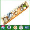 Контейнерный дом20ft / контейнерный офис Szm001