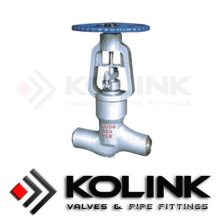 Pressure Seal Globe Valve with PED/Ce ISO9001
