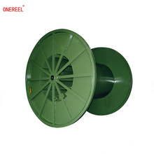 reinforced wire cable reel