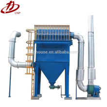 Cement kiln dust cleaning machine