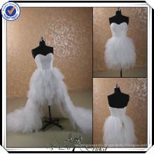 JJ2946 Beaded Sweetheart Removable Skirt Wedding Dress 2014