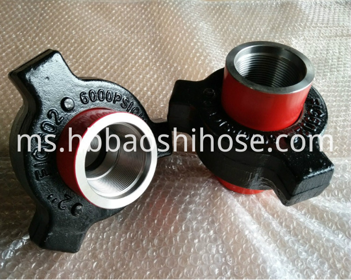 Low Pressure Connecting Fitting