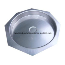 Stainless Steel Stamping End Cap for Filter