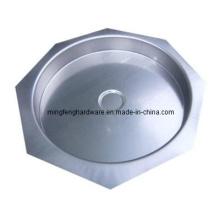 Нержавеющая сталь Штемпелюя Крышка для фильтра