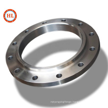 Custom Stainless Steel Corrosion Resistant High Pressure High Strength Weld Neck Flanges