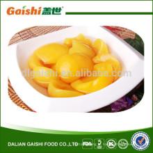 frutas em conserva pêssegos amarelos metades # 83