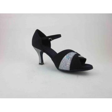 2,5 tommer hæl Ladies dance shoes uk