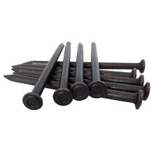 wholesale Hardened carbon steel black concrete nails lowest price