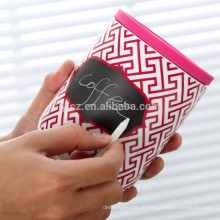 Keramikkanister mit Silikondeckel