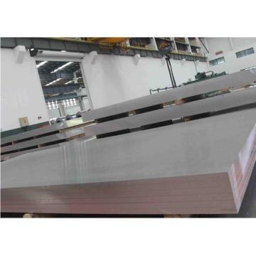 Placa de liga de alumínio para camiões-cisterna