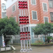 Latest Crystal Curtain, High Quality Wholesale Window Curtains