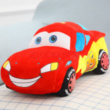 Plush Car Toys-Lightning Mcqueen