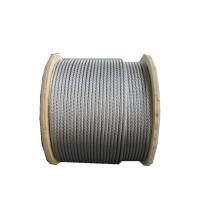 304 câble métallique en acier inoxydable 1x7 1.0mm