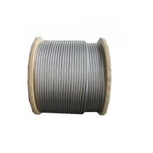 304 stainless steel wire rope 1x7 1.0mm