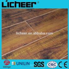 Laminatbodenhersteller Porzellan mittlere geprägte Oberfläche 8.3mm / einfaches Klicken Laminatboden