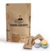Top brand foaming hand soap tablet for hand wash