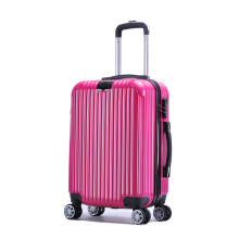 Wholesale Colorful ABS Luggage, ABS+PC Suitcase Trolley Luggage