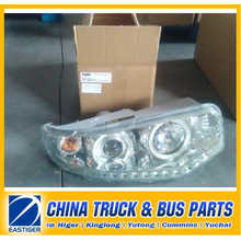 China Bus Parts of 37V11-11513 Lampe de tête pour Higer Bodyparts