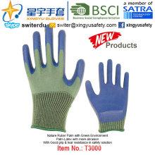 (Productos de Patentes) Guantes de Protección Ambiental Verde Látex T3000