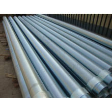 Well Mesh Screen / Screen Tube China / Wire-Wrapped Stainless Steel Screen Pipe