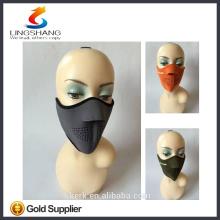 NINGBO LINGSHANG Winter neck warmer motorcycle face shield skiing sports face mask protective mask