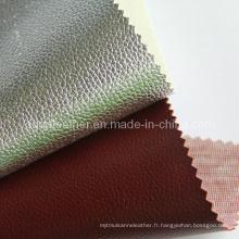 Meubles durables PVC cuir (QDL-FV009)