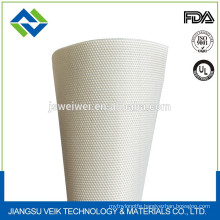 Easy to clean non stick PTFE coated cloth used as oven liner
