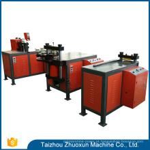 Torção superior do produtor que dobra 440V processando a máquina de corte manual do barramento