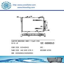 C250 2025005603/2025005503 Radiator 93-01 AT