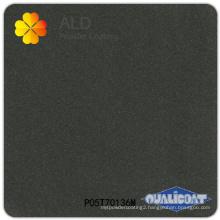 Indoor Semi Glossy Black Hybrid Spray Powder Coating