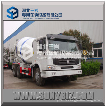 Sinotruck HOWO 6*4 10m3 12m3 Cement Concrete Mixer Truck