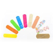 Kleber medizinischer Putz mit Farben