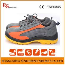 Кислота доказательство Женская обувь безопасности в строительстве RS803