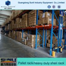 SGS Manufacturer Heavy Weight Rack for Cargo Storage